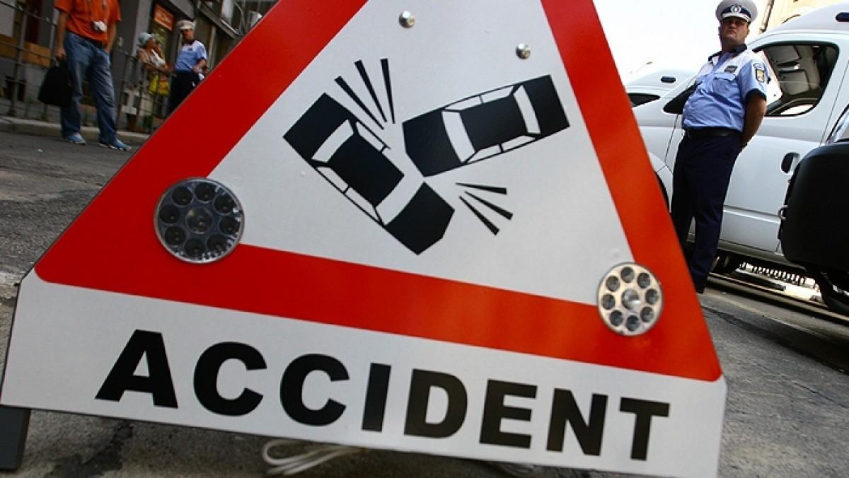 Accident rutier în afara municipiului Tulcea