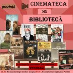afis general Cinemateca din bibliotecă