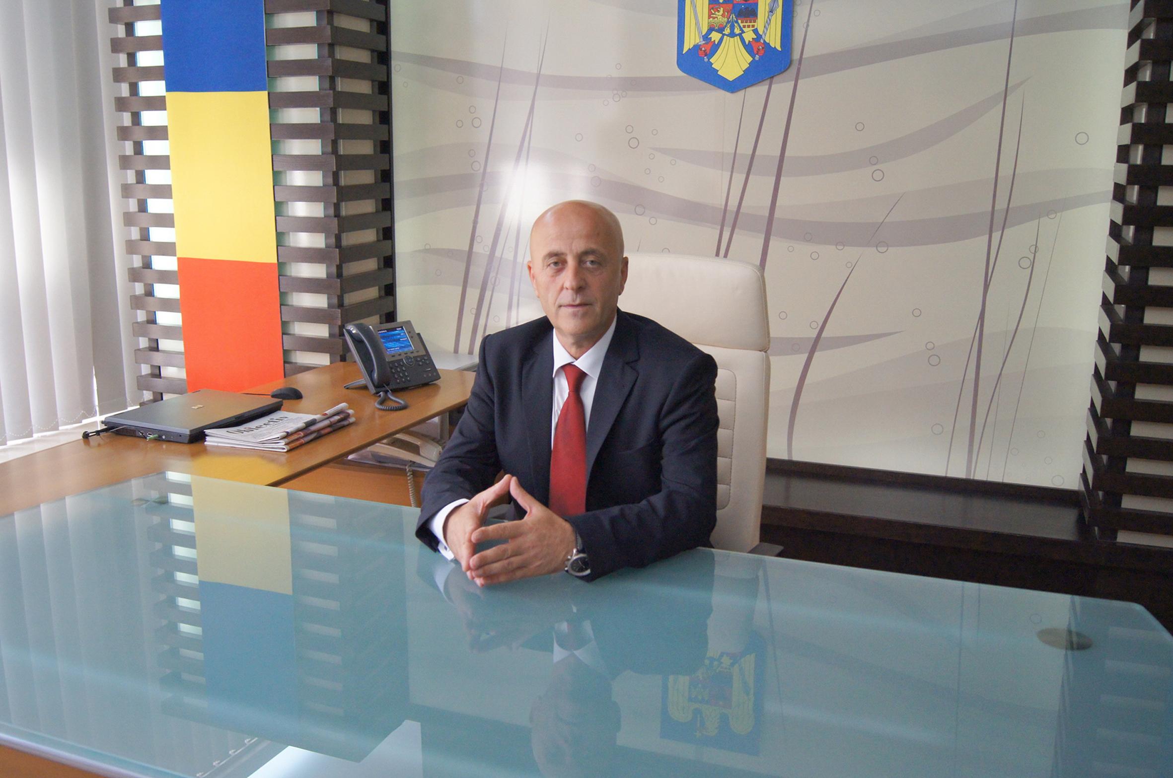 Horia Teodorescu_Birou presedinte CJ
