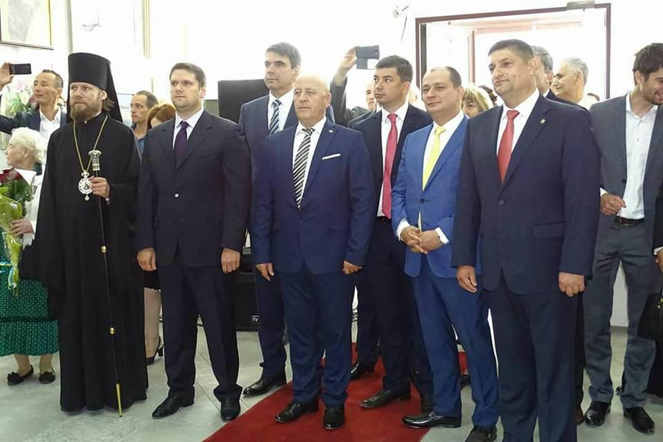 Delegație din Tulcea, la zilele Orașului Izmail