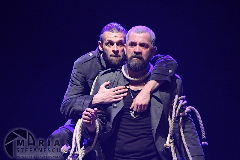 """Teatrul """"Tony Bulandra"""" din Târgoviște prezintă marți la Teatrul """"Jean Bart"""" spectacolul """"Othello"""""""