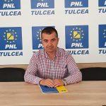 Stefan Ilie, presedintele PNL Tulcea
