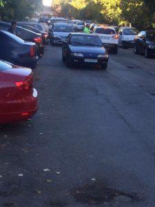 Politia opreste zilnic zeci de masini, conducatorii finnd obisnuiti cu vechiul sens de circulatie!