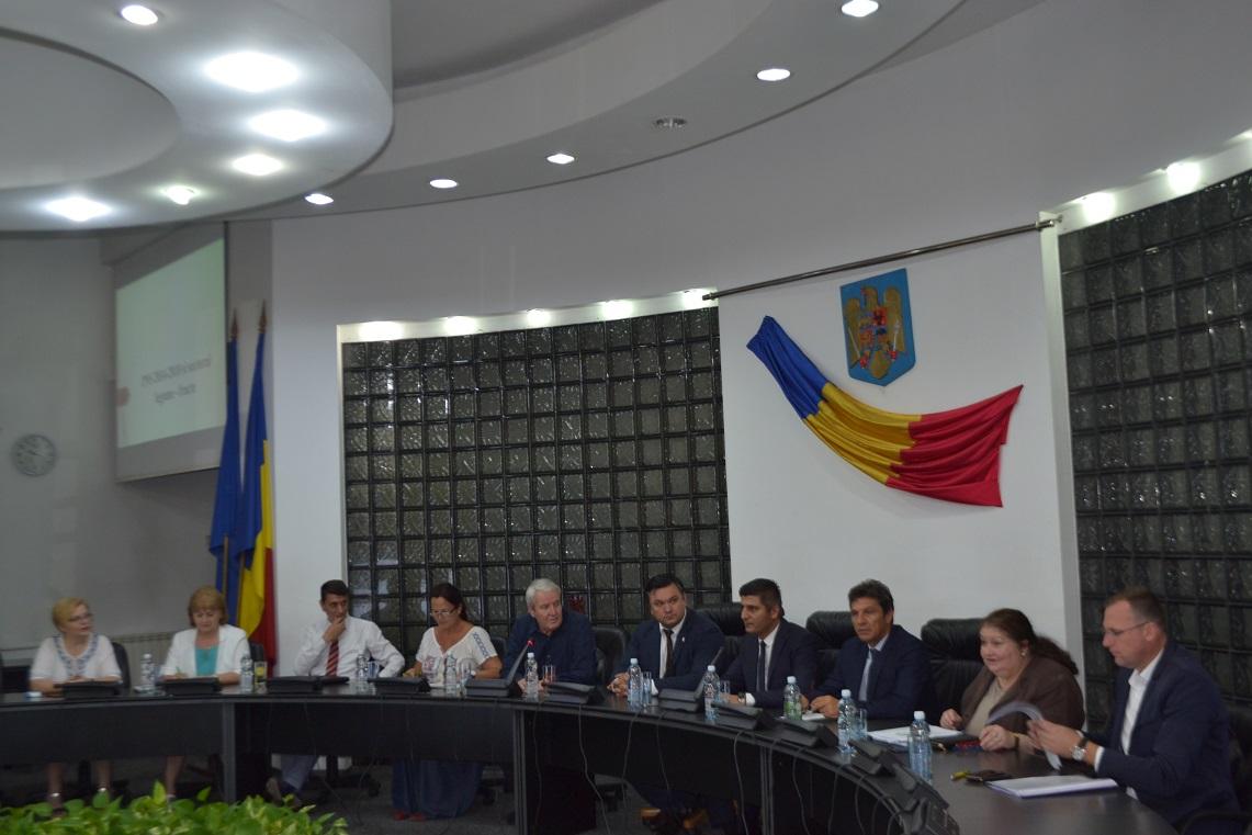 Programul Național de Sprijin  pentru agricultori, dezbătut la Tulcea