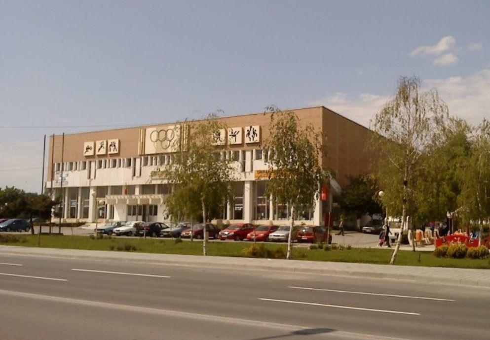 O firmă din Cluj va demola Sala Sporturilor din municipiu
