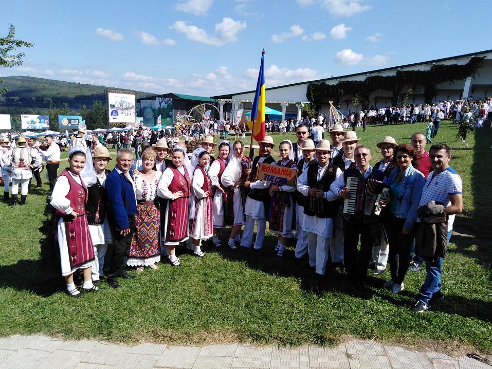 Baladele Deltei la Centenar Fest, cel mai mare festival organizat în Republica Moldova