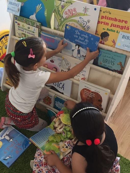 650 de copii din mediul rural din județul Tulcea vor primi Prima Carte pentru acasă
