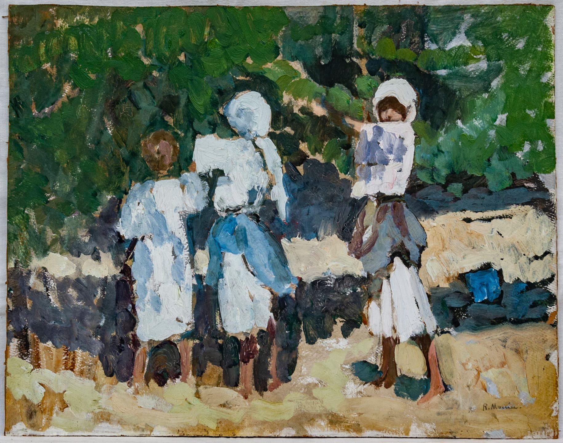 LUCRAREA LUNII AUGUST la Muzeul de Artă