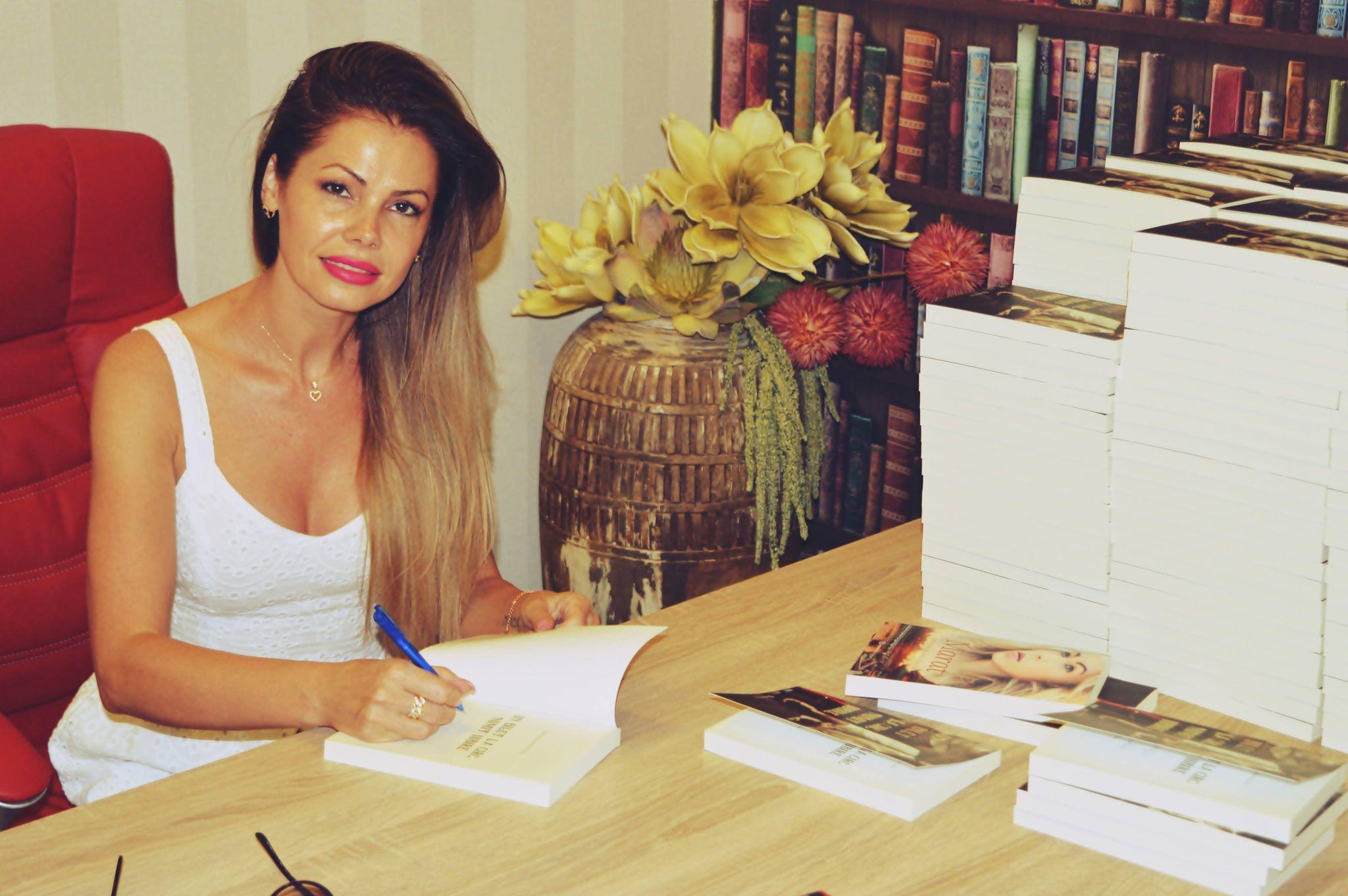 """Tulceanca Natașa Alina Culea a lansat un nou roman – """"Rusalka"""", roman a cărui acțiune se petrece în Delta Dunării"""